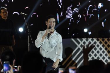 タイの有名歌手、「Stamp」さんを活用するプロモーション
